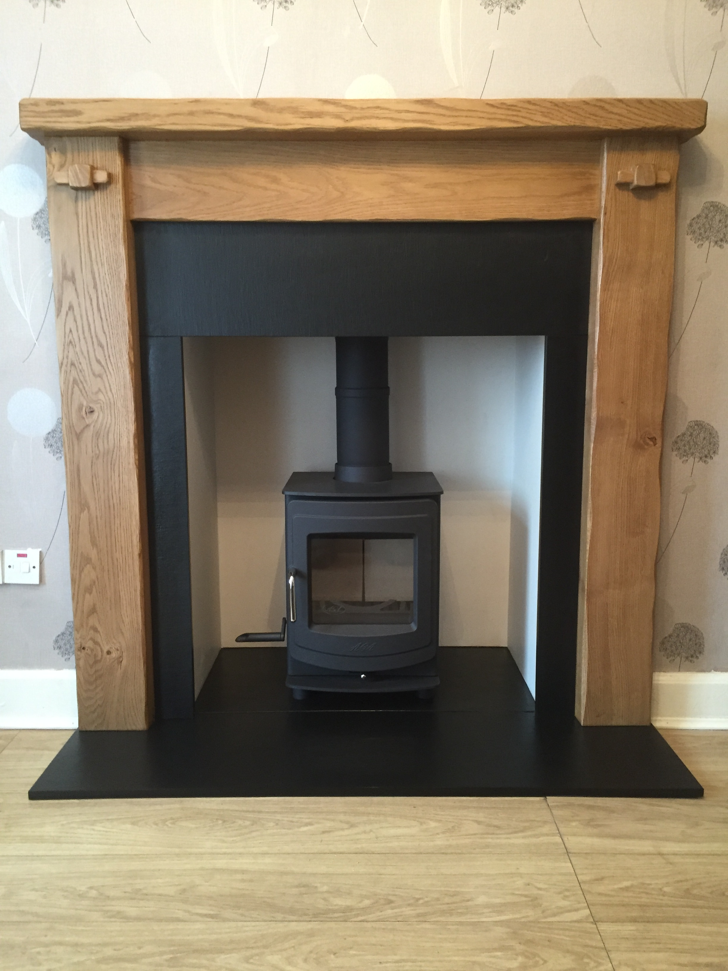 Ellesmere Stove & Surround (2)