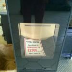 Scan DSA 10 s/s £3500